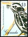 Cl: Black-and-white Warbler (Mniotilta varia) SG 5417c (2009)  [6/8]