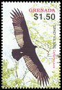 Cl: Turkey Vulture (Cathartes aura)(Out of range)  SG 5018a (2004)  [3/49]