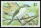 Cl: Red-eyed Vireo (Vireo olivaceus) SG 699 (1990)