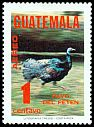 Cl: Ocellated Turkey (Meleagris ocellata) <<Pavo del Peten>>  SG 1124 (1979) 40