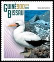 Cl: Masked Booby (Sula dactylatra)(Out of range) (I do not have this stamp)  new (2015)