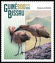 Cl: Hamerkop (Scopus umbretta)(I do not have this stamp)  new (2015)
