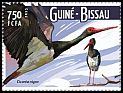 Cl: Black Stork (Ciconia nigra)(I do not have this stamp)  new (2015)