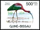 Cl: Glossy Ibis (Plegadis falcinellus)(Repeat for this country) (I do not have this stamp)  new (2012)  [8/11]