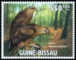 Cl: Black Kite (Milvus migrans)(Repeat for this country) (I do not have this stamp)  new (2011)  [7/31]