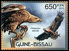 Cl: White-tailed Eagle (Haliaeetus albicilla)(Out of range) (I do not have this stamp)  new (2012)  [8/18]