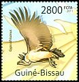 Cl: White-backed Vulture (Gyps africanus)(I do not have this stamp)  new (2011)  [7/53]