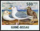 Cl: Iceland Gull (Larus glaucoides)(Out of range) (I do not have this stamp)  new (2011)  [7/31]