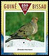 Cl: Mourning Dove (Zenaida macroura)(Out of range) (I do not have this stamp)  new (2015)