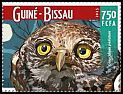 Cl: Pearl-spotted Owlet (Glaucidium perlatum)(Repeat for this country) (I do not have this stamp)  new (2015)