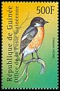 Cl: African Stonechat (Saxicola torquata) <<Tarier pâtre>>  new (2001)