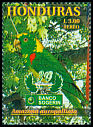 Cl: Yellow-headed Parrot (Amazona oratrix)(Repeat for this country)  SG 1513 (1999)