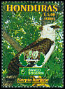 Cl: Harpy Eagle (Harpia harpyja)(Repeat for this country)  SG 1523 (1999)
