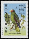 Cl: Yellow-lored Parrot (Amazona xantholora) SG 1742d (2004)  [3/5]
