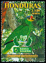 Cl: Red-lored Parrot (Amazona autumnalis) SG 1514 (1999)