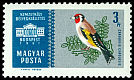 Cl: European Goldfinch (Carduelis carduelis)(Repeat for this country)  SG 1746 (1961) 190