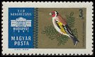 Cl: European Goldfinch (Carduelis carduelis) SG 1750 (1961) 200 [2/2]