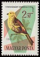 Cl: Yellowhammer (Emberiza citrinella) <<Citromsarmany>>  SG 1787 (1961) 15 [2/7]