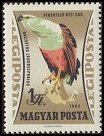 Cl: African Fish-Eagle (Haliaeetus vocifer)(Out of range)  SG 1855 (1962) 30 [2/2]