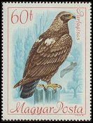 Cl: Imperial Eagle (Aquila heliaca) <<Parlagisas>> (Repeat for this country)  SG 2348 (1968) 15 [2/7]