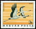 Cl: Common Crane (Grus grus) <<Daru>>  SG 3087 (1977) 80