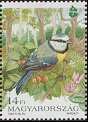 Cl: Eurasian Blue Tit (Cyanistes caeruleus)(Repeat for this country)  SG 4251 (1995) 40 [2/1]