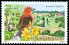Cl: Red Crossbill (Loxia curvirostra) <<Keresztcsoru>>  SG 5108 (2008)  [4/50]