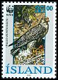 Cl: Gyrfalcon (Falco rusticolus)(Repeat for this country)  SG 801 (1992) 325 [6/18]