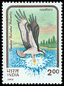 Cl: Osprey (Pandion haliaetus) SG 1525 (1992) 75