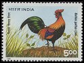 Cl: Red Junglefowl (Gallus gallus) SG 1678 (1996) 125 [3/23]