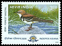 Cl: Forest Wagtail (Dendronanthus indicus) SG 1936 (2000)  [5/20]