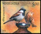 Cl: House Sparrow (Passer domesticus) SG 2730 (2010)  [6/49]