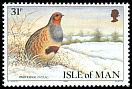 Cl: Grey Partridge (Perdix perdix) <<Patrag>>  SG 398 (1988) 140