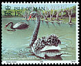 Cl: Black Swan (Cygnus atratus)(Out of range)  SG 491 (1991) 55