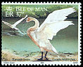 Cl: Trumpeter Swan (Cygnus buccinator)(Out of range and no other stamp)  SG 495 (1991) 140