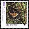 Cl: Winter Wren (Troglodytes troglodytes)(Repeat for this country)  SG 1293 (2006)  [4/4]