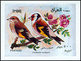 Cl: European Goldfinch (Carduelis carduelis) SG 2087 (2000)