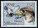 Cl: Lanner Falcon (Falco biarmicus) new (2012)  [11/10]