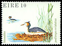 Cl: Great Crested Grebe (Podiceps cristatus) SG 443 (1979) 40