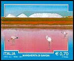 Cl: Greater Flamingo (Phoenicopterus roseus)(Repeat for this country)  SG 3571 (2014) 400 [10/6]