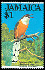 Cl: Jamaican Lizard-Cuckoo (Saurothera vetula)(Endemic or near-endemic)  SG 567 (1983) 110