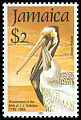 Cl: Brown Pelican (Pelecanus occidentalis)(Repeat for this country)  SG 622 (1985) 225