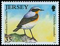 Cl: Northern Wheatear (Oenanthe oenanthe) SG 1400 (2008)  [4/60]
