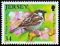 Cl: House Sparrow (Passer domesticus) SG 1311 (2007)  [4/15]