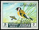 Cl: European Goldfinch (Carduelis carduelis) SG 821 (1968) 25