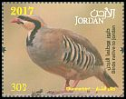 Cl: Chukar (Alectoris chukar)(Repeat for this country)  new (2017)  [11/33]
