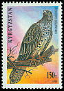 Cl: Short-toed Eagle (Circaetus gallicus)(Repeat for this country)  SG 75 (1995) 25