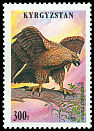 Cl: Golden Eagle (Aquila chrysaetos)(Repeat for this country)  SG 77 (1995) 45