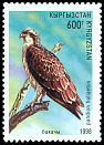 Cl: Osprey (Pandion haliaetus)(Repeat for this country)  SG 136 (1998)