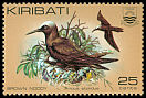 Cl: Brown Noddy (Anous stolidus) SG 171a (1982) 300